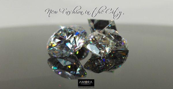 Amora Gems Fancy cuts
