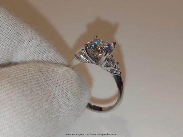 AmoraGem Electra Ring