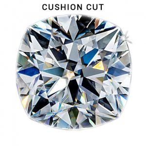 Cushion Amora Gem
