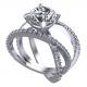 Lyra Amora Gem Ring